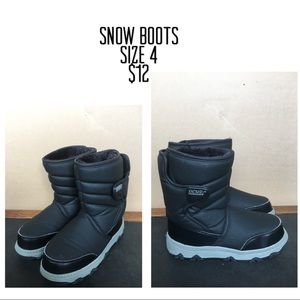 Shoes - Boy's snow boots